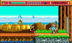 Asterix and the Power of The Gods screenshot 1/4