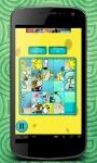 Spanch Bob Puzzle screenshot 4/4