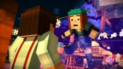 Minecraft Story Mode extreme screenshot 1/6