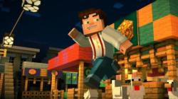 Minecraft Story Mode extreme screenshot 4/6