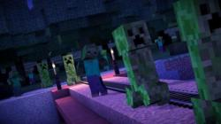 Minecraft Story Mode extreme screenshot 6/6