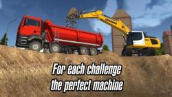 Construction Simulator 2014 top screenshot 3/6