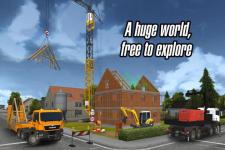 Construction Simulator 2014 top screenshot 6/6