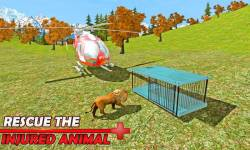 Animal Rescue: Army Helicopter screenshot 2/6