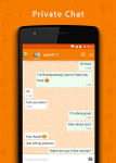 Chatimity Chat Rooms  screenshot 6/6