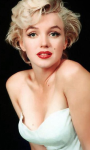 Marilyn Monroe Wallpapes screenshot 2/2