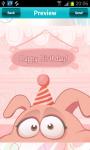 Happy Birthday - Lite screenshot 2/3