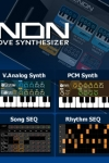 XENON Groove Synthesizer screenshot 1/1