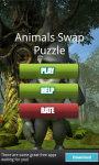 Animals Swap Puzzle screenshot 1/3