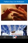 Fathers Day Live Wallpaper Free screenshot 3/5