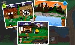 Ninja Delivery II screenshot 1/4