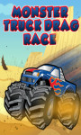 Monster Truck Drag Race - Free screenshot 1/4