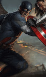 Captain America Winter Soldier Jigsaw Puzzle 1 screenshot 1/4