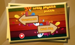 3D Crazy Physics Puzzle screenshot 2/5