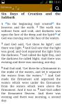 Words of God Bible  screenshot 2/3