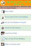 Tips to success in Online Business screenshot 2/3