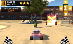 The Rc Car Race 3D screenshot 3/3