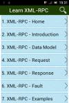 learn XML-RPC screenshot 1/3