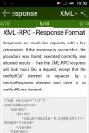 learn XML-RPC screenshot 3/3