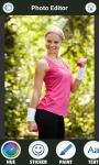 Fitness Girl Photo Montage screenshot 3/6