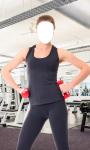 Fitness Girl Photo Montage screenshot 4/6