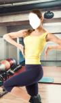 Fitness Girl Photo Montage screenshot 5/6