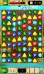 Diamonds puzzle screenshot 6/6