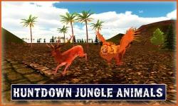Flying Lion - Wild Simulator screenshot 2/3