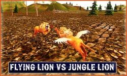 Flying Lion - Wild Simulator screenshot 3/3