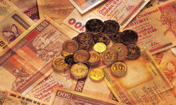 Money photo wallpaper screenshot 1/4