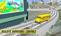 School Bus Coach Driving screenshot 1/3