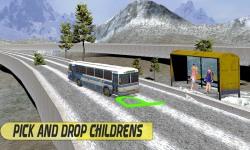School Bus Coach Driving screenshot 2/3
