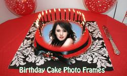 Cake Photo Frames screenshot 1/4