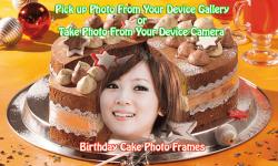 Cake Photo Frames screenshot 2/4
