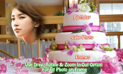 Cake Photo Frames screenshot 3/4