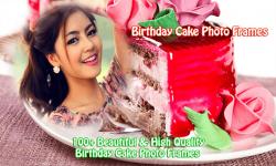Cake Photo Frames screenshot 4/4