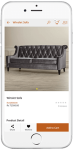 Ohoshop Home Decor and Furniture App Demo screenshot 4/4
