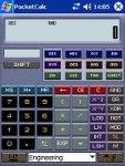PocketCalc screenshot 1/1