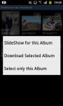 SlideShow Pro for Facebook screenshot 3/4