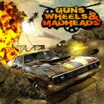 3D Guns Wheels and Madheads Free screenshot 1/2