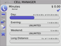 Cell Manager screenshot 1/1