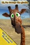 Talking George The Giraffe screenshot 1/1