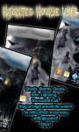 Storm Clouds Haunted House LWP free screenshot 2/4