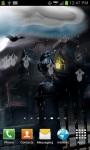 Storm Clouds Haunted House LWP free screenshot 4/4