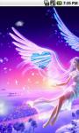 Fantasy Angel Live Wallpaper screenshot 1/5