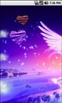 Fantasy Angel Live Wallpaper screenshot 2/5