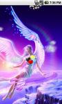 Fantasy Angel Live Wallpaper screenshot 3/5