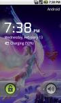 Fantasy Angel Live Wallpaper screenshot 5/5