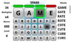 Word Chain Free screenshot 1/1