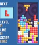 YG Blocker (Tetris game) screenshot 1/1